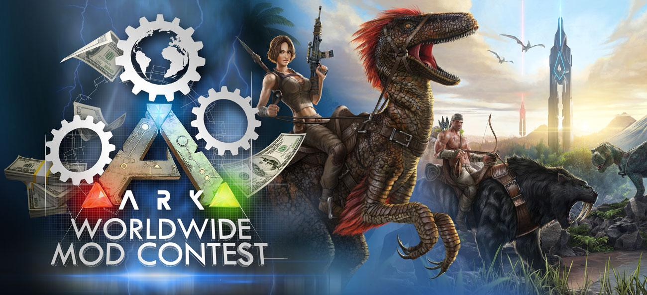 ARK: SURVIVAL EVOLVED ANNOUNCES FINALISTS FOR WORLDWIDE MOD CONTEST