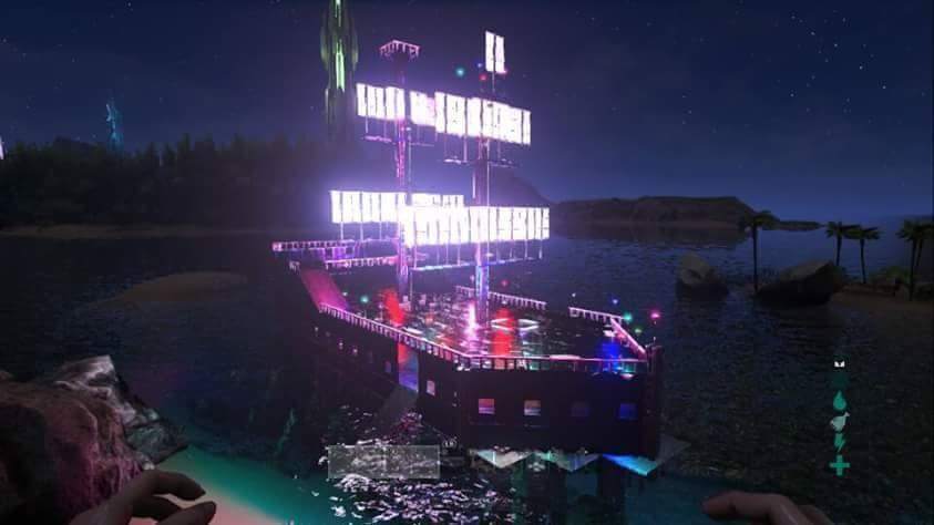 My Pirate Ship on xbox player dedicated